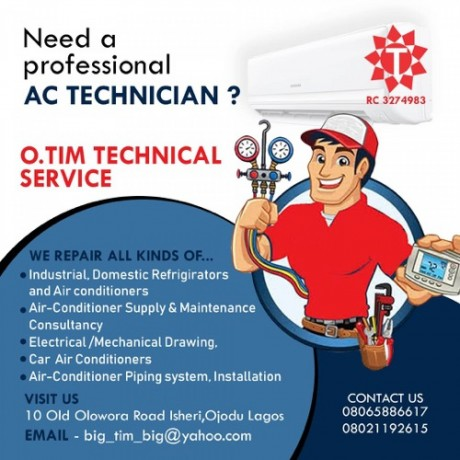 O.Tim Technical Services