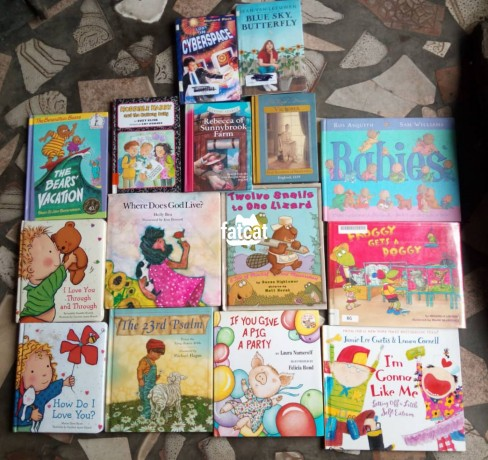 Classified Ads In Nigeria, Best Post Free Ads - children-story-books-in-port-harcourt-rivers-for-sale-big-3