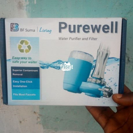 Classified Ads In Nigeria, Best Post Free Ads - bf-suma-purewell-water-purifier-in-ibadan-oyo-for-sale-big-2