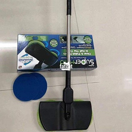 Classified Ads In Nigeria, Best Post Free Ads - rechargeable-electric-cordless-mop-in-gbagada-lagos-for-sale-big-0