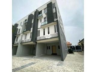 Four Bedroom Terrace Duplex for Rent in Lagos Island, Lagos