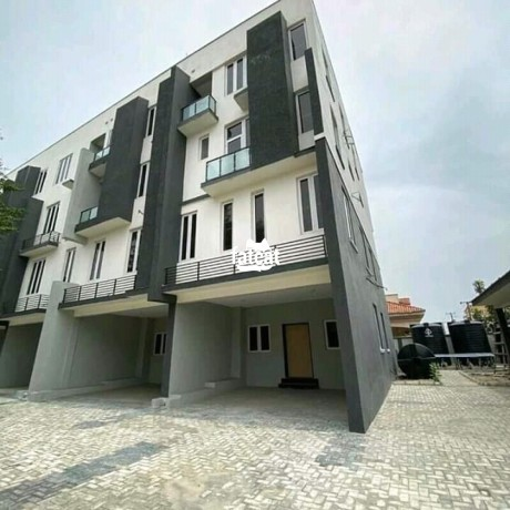 Classified Ads In Nigeria, Best Post Free Ads - four-bedroom-terrace-duplex-for-rent-in-lagos-island-lagos-big-0