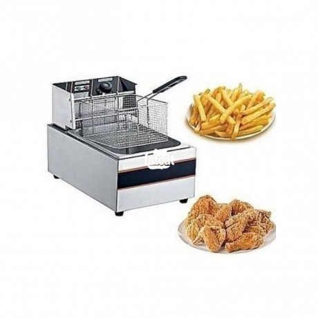 Classified Ads In Nigeria, Best Post Free Ads - 6l-electric-deep-fryer-in-gbagada-lagos-for-sale-big-0