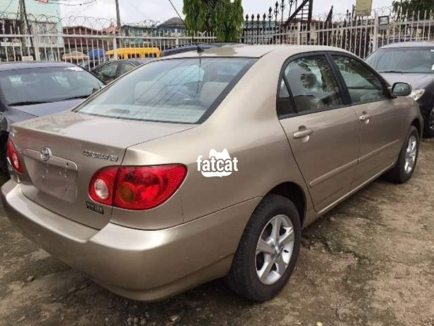 Classified Ads In Nigeria, Best Post Free Ads - used-toyota-corolla-2004-in-port-harcourt-rivers-for-sale-big-1