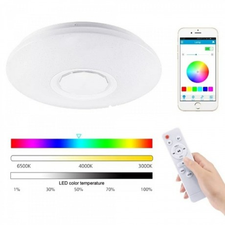 Classified Ads In Nigeria, Best Post Free Ads - ceiling-light-with-bluetooth-and-speaker-in-warri-delta-for-sale-big-1