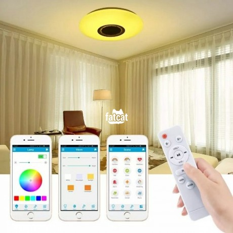 Classified Ads In Nigeria, Best Post Free Ads - ceiling-light-with-bluetooth-and-speaker-in-warri-delta-for-sale-big-2