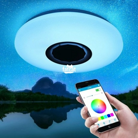 Classified Ads In Nigeria, Best Post Free Ads - ceiling-light-with-bluetooth-and-speaker-in-warri-delta-for-sale-big-0