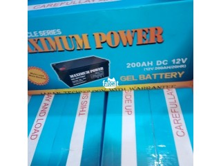 Deep Cycle Battery in Lagos Island, Lagos for Sale