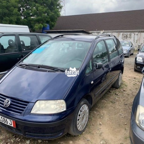 Classified Ads In Nigeria, Best Post Free Ads - used-volkswagen-sharan-2002-in-ikeja-lagos-for-sale-big-2