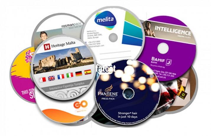Classified Ads In Nigeria, Best Post Free Ads - cddvd-printing-duplication-in-ikeja-lagos-big-0
