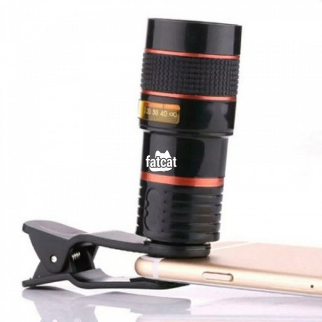 Classified Ads In Nigeria, Best Post Free Ads - phone-camera-lens-in-warri-delta-for-sale-big-0