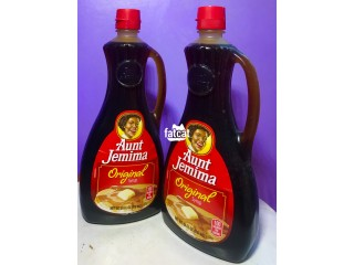 Aunt Jemima Pancake Syrup in Isolo, Lagos for Sale