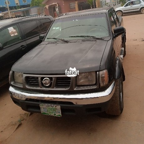 Classified Ads In Nigeria, Best Post Free Ads - used-nissan-frontier-2000-in-alimosho-lagos-for-sale-big-1