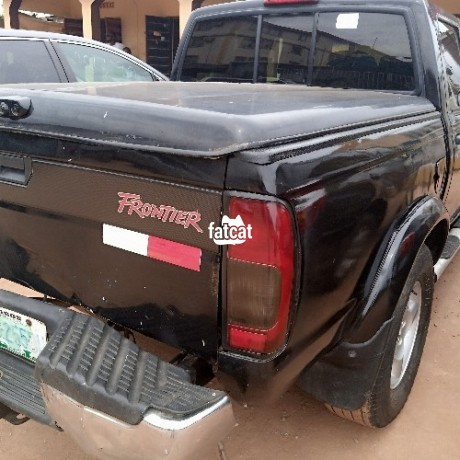 Classified Ads In Nigeria, Best Post Free Ads - used-nissan-frontier-2000-in-alimosho-lagos-for-sale-big-2
