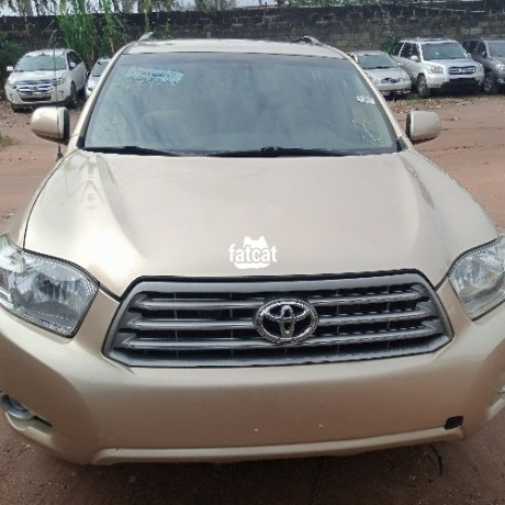 Classified Ads In Nigeria, Best Post Free Ads - used-toyota-highlander-2008-in-alimosho-lagos-for-sale-big-0