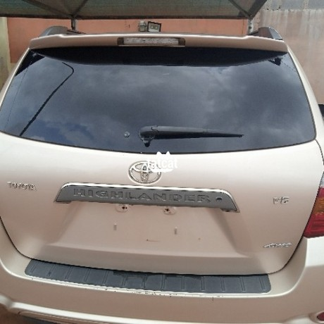 Classified Ads In Nigeria, Best Post Free Ads - used-toyota-highlander-2008-in-alimosho-lagos-for-sale-big-2