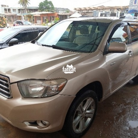 Classified Ads In Nigeria, Best Post Free Ads - used-toyota-highlander-2008-in-alimosho-lagos-for-sale-big-3