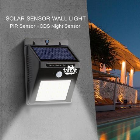 Classified Ads In Nigeria, Best Post Free Ads - solar-power-sensor-outdoor-light-in-ikeja-lagos-for-sale-big-0