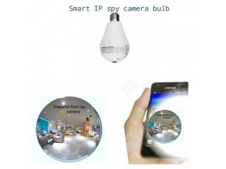 Wifi Bulb Spy Camera