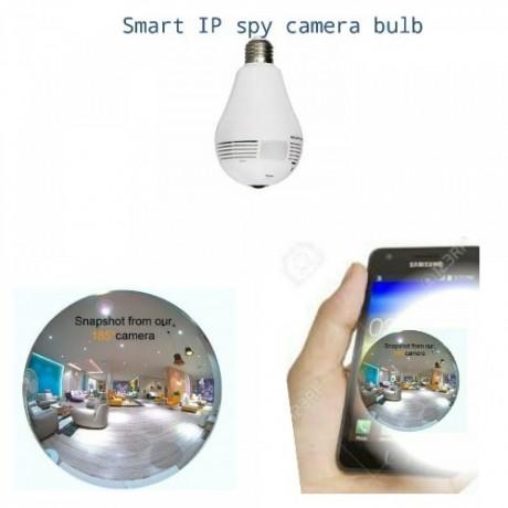 Classified Ads In Nigeria, Best Post Free Ads - wifi-bulb-spy-camera-in-ikeja-lagos-for-sale-big-0