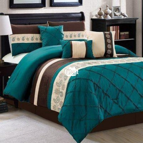 Classified Ads In Nigeria, Best Post Free Ads - bedsheets-and-duvets-in-ibadan-oyo-for-sale-big-0