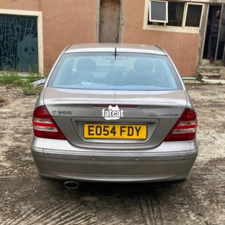 Classified Ads In Nigeria, Best Post Free Ads - used-mercedes-benz-c200-2005-in-ibadan-oyo-for-sale-big-0