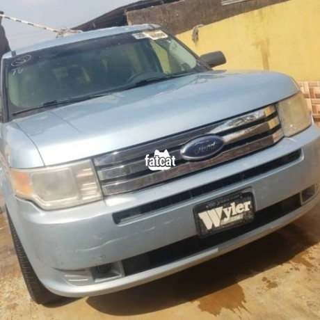 Classified Ads In Nigeria, Best Post Free Ads - used-ford-flex-2009-in-lekki-phase-1-lagos-for-sale-big-0