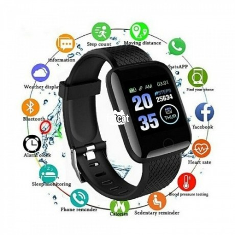 Classified Ads In Nigeria, Best Post Free Ads - 2020-health-smart-watch-big-0