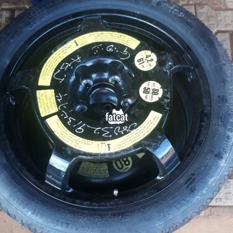 Classified Ads In Nigeria, Best Post Free Ads - mercedes-benz-spare-tyre-in-abuja-for-sale-big-0