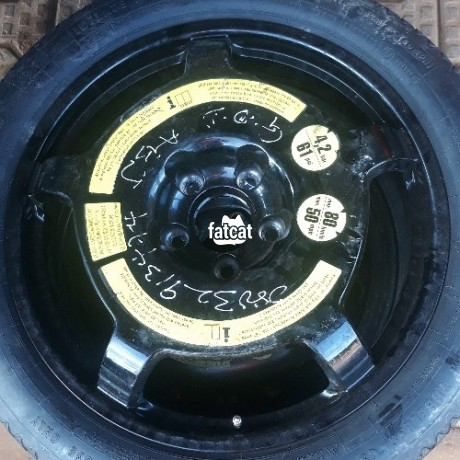 Classified Ads In Nigeria, Best Post Free Ads - mercedes-benz-spare-tyre-in-abuja-for-sale-big-1