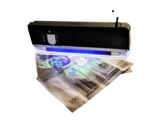 Counterfeit Currency Detector