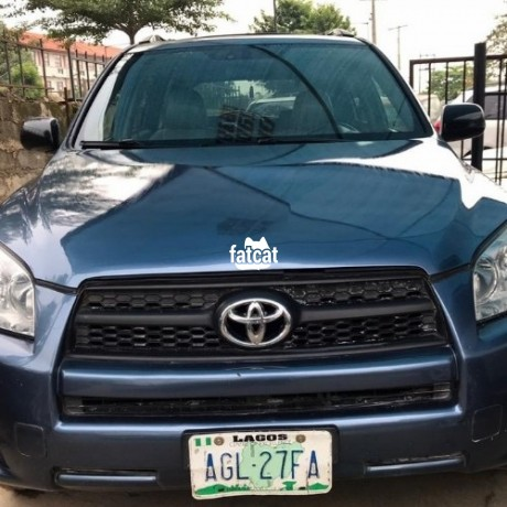 Classified Ads In Nigeria, Best Post Free Ads - used-toyota-rav4-2010-in-ikeja-lagos-for-sale-big-0