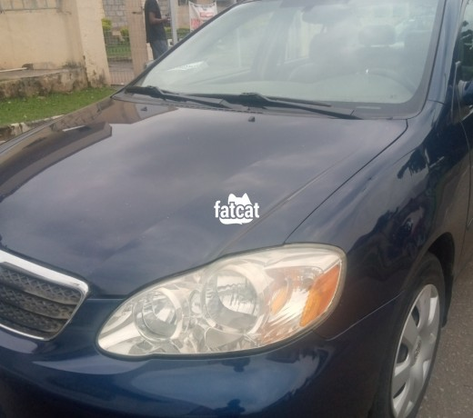 Classified Ads In Nigeria, Best Post Free Ads - used-toyota-corolla-2006-in-abuja-fct-for-sale-big-0