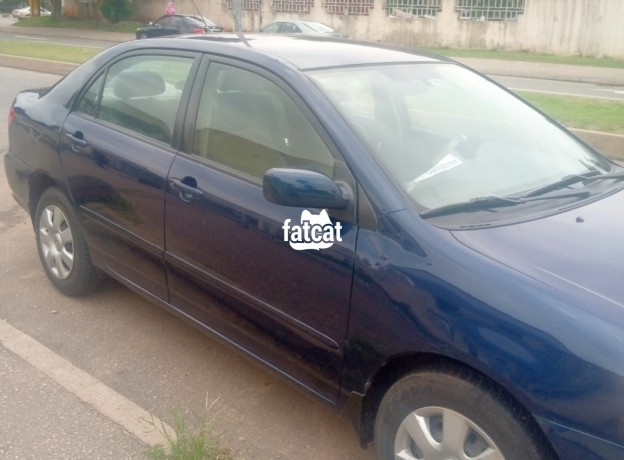 Classified Ads In Nigeria, Best Post Free Ads - used-toyota-corolla-2006-in-abuja-fct-for-sale-big-4