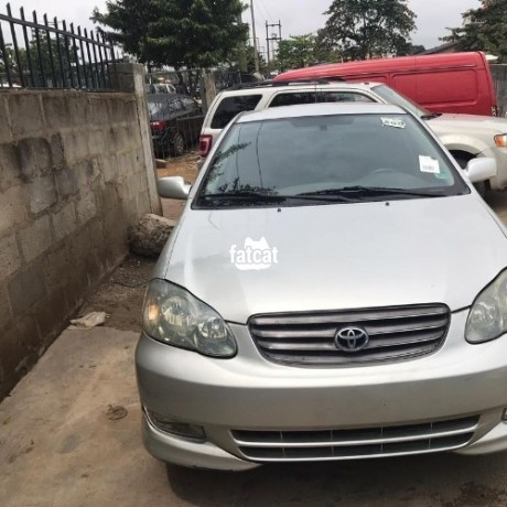 Classified Ads In Nigeria, Best Post Free Ads - used-toyota-corolla-2004-in-ikeja-lagos-for-sale-big-0
