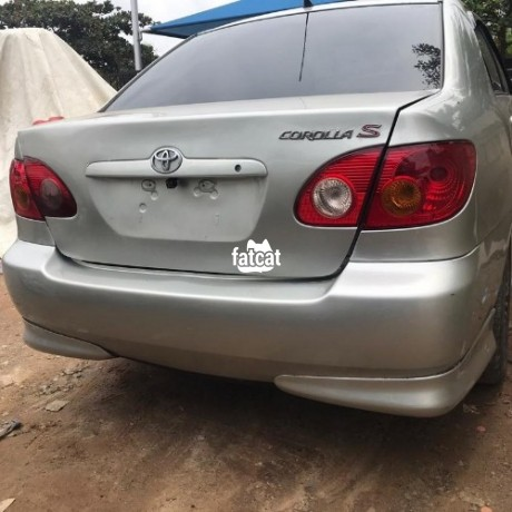 Classified Ads In Nigeria, Best Post Free Ads - used-toyota-corolla-2004-in-ikeja-lagos-for-sale-big-1
