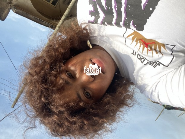 Classified Ads In Nigeria, Best Post Free Ads - curly-fringe-wig-100-human-hair-in-ojodu-lagos-for-sale-big-2