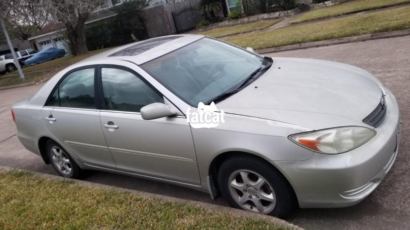 Classified Ads In Nigeria, Best Post Free Ads - used-tokunbo-toyota-camry-2004-in-oshodi-isolo-lagos-for-sale-big-2