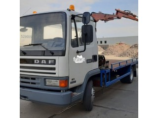 Used DAF 800 Recovery/Tow Truck in Ikeja, Lagos for Sale