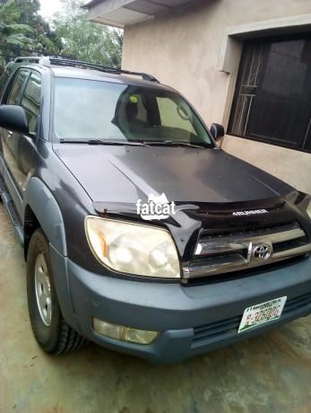 Classified Ads In Nigeria, Best Post Free Ads - used-toyota-4runner-2008-in-ikorodu-lagos-for-sale-big-1