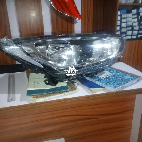 Classified Ads In Nigeria, Best Post Free Ads - hyundai-accent-2012-headlights-in-lagos-for-sale-big-0