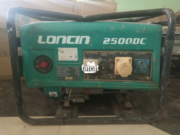 Classified Ads In Nigeria, Best Post Free Ads - used-generator-in-abuja-for-sale-big-0