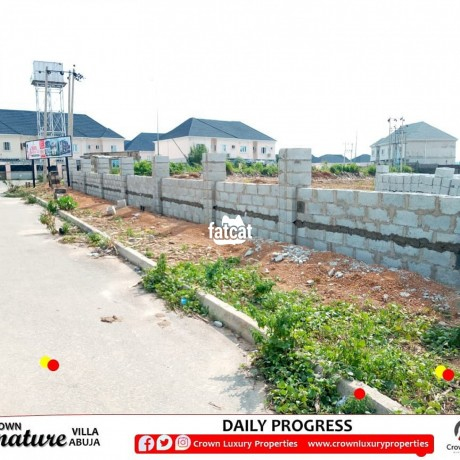 Classified Ads In Nigeria, Best Post Free Ads - plot-of-land-in-karmo-abuja-for-sale-big-0
