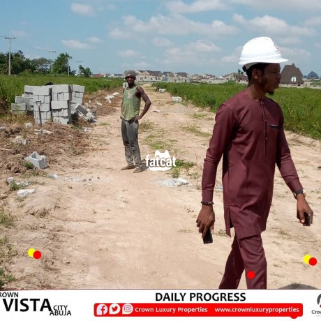 Classified Ads In Nigeria, Best Post Free Ads - plot-of-land-in-lugbe-district-abuja-for-sale-big-0