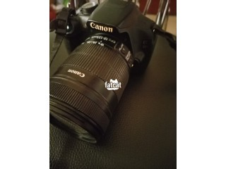 Canon 1200d HD Camera in Onitsha, Anambra for Sale