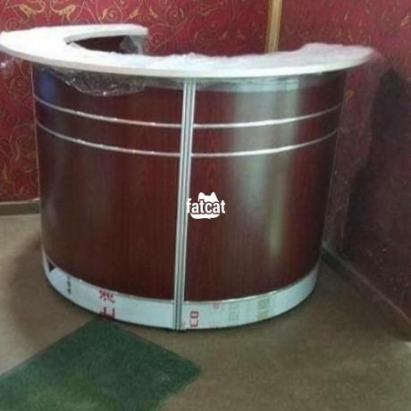 Classified Ads In Nigeria, Best Post Free Ads - reception-desk-in-abuja-for-sale-big-0