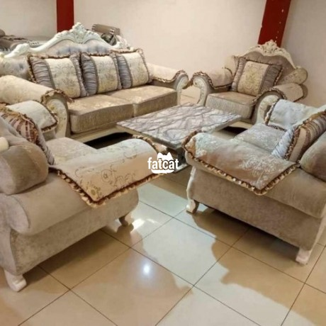 Classified Ads In Nigeria, Best Post Free Ads - 4-seater-sofa-settee-in-ikeja-lagos-for-sale-big-0