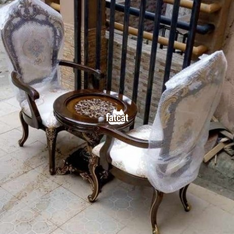 Classified Ads In Nigeria, Best Post Free Ads - me-and-you-chairs-in-ojo-lagos-for-sale-big-1