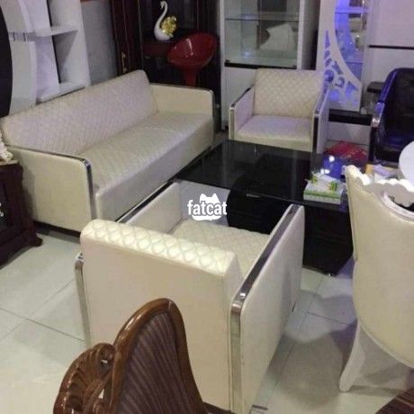 Classified Ads In Nigeria, Best Post Free Ads - imported-5-seater-sofa-in-lekki-phase-1-lagos-for-sale-big-0