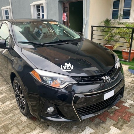 Classified Ads In Nigeria, Best Post Free Ads - used-toyota-corolla-2016-s-plus-in-lagos-for-sale-big-1